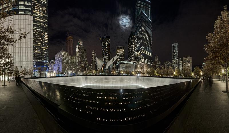 WTC North Pool